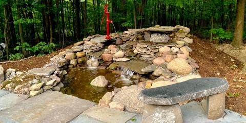 3 Benefits of Adding a Waterfall to Your Property, East Bloomfield, New York