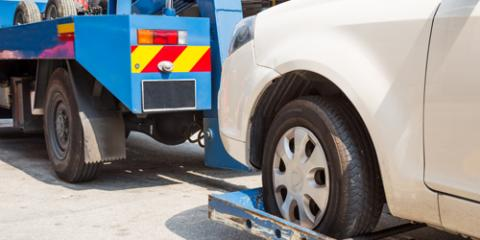 What to do When Waiting For Cai's Towing & Recovery's Roadside Assistance, Cincinnati, Ohio