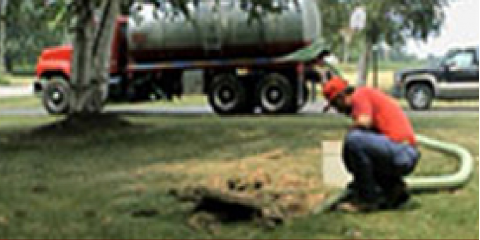 4 Signs You're Due for Septic Tank Pumping Services, Jackson Center, Pennsylvania