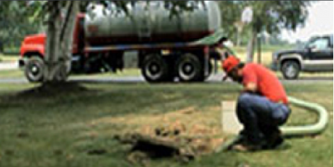 Patterson Septic Service, Septic Tank Cleaning, Services, Jackson Center, Pennsylvania