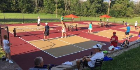 Sign up for our Sept. 16th Pickleball Tournament & Learn the story on how Pickleball got its name!, Beavercreek, Ohio