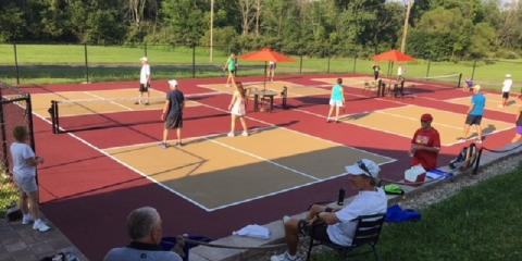 3 Pickleball Doubles Strategies to Practice, Beavercreek, Ohio