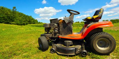 How to Pick the Right Lawn Mower Tires, Nicholasville, Kentucky