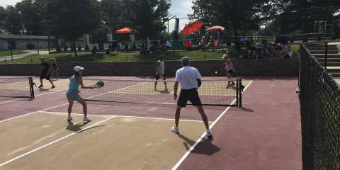Beavercreek Clay Courts Tennis Club Named Facility of the Month, Beavercreek, Ohio