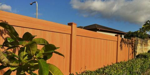 3 Ways a Custom Fence Will Vastly Improve Your Property, Ewa, Hawaii