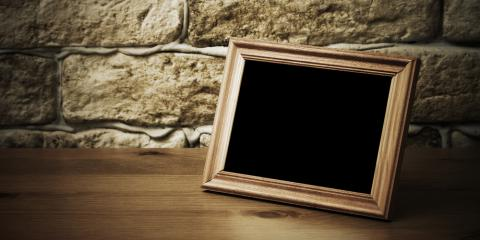 Wood, Acrylic, Metal & More: How to Choose the Right Material for Your Picture Frame, Indian Trail, North Carolina