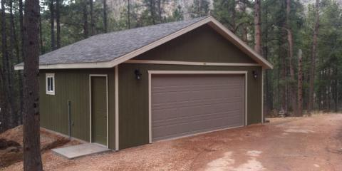 Before Building a Detached Garage, Consider These 4 Key Factors, Rapid City, South Dakota