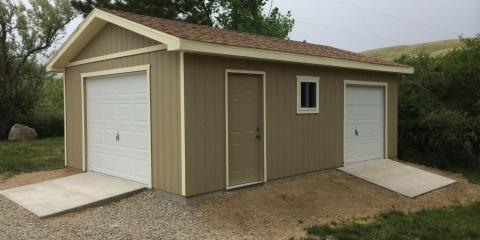 3 Reasons a Detached Garage is the Best Choice for Your Property , Casper North, Wyoming