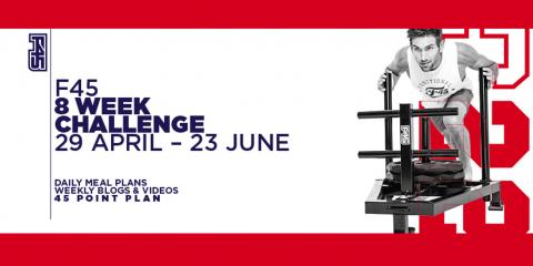 F45 Challenge - 8 Week Fitness Challenge, St. Charles, Missouri