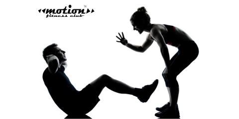 Motion Fitness-December Membership promotion!, Millburn, New Jersey