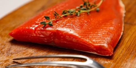 How to Safely Prepare Alaskan Sausage & Seafood, Anchorage, Alaska