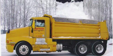 Why Summer Is the Best Time to Sign a Snow Removal Contract, Anchorage, Alaska
