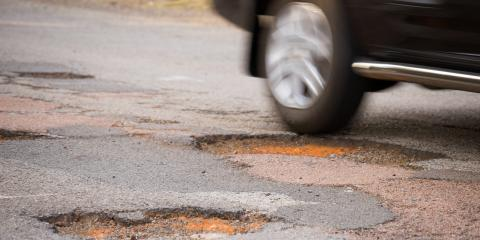 Why Pothole Repair Should Be Prioritized, High Point, North Carolina