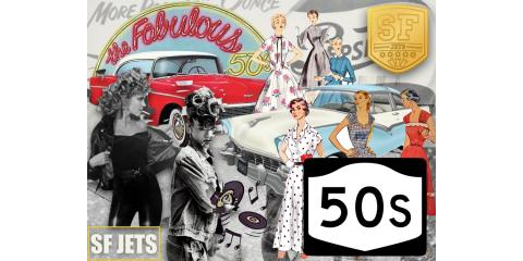 Fabulous 50's Sale Tomorrow, Rochester, New York