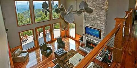 American Patriot Getawaysu0027 Pigeon Forge Cabins Have Everything You Need,  Gatlinburg, Tennessee