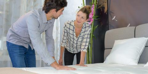 What's the Difference Between Pillow Top & Memory Foam Mattresses?, Archdale, North Carolina