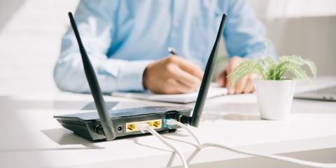 3 Factors to Consider for a New Router, Pine Grove, California