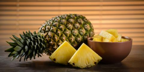 3 Quick & Easy Steps to Perfect Grilled Pineapple, Honolulu, Hawaii