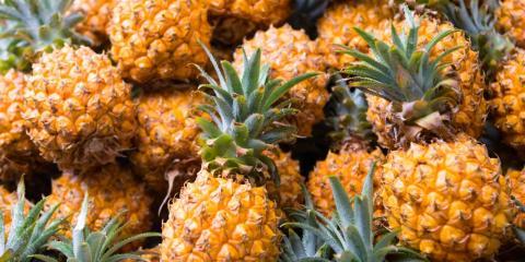 A Brief History of Pineapple & Hawaiian Cuisine, Honolulu, Hawaii