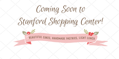 Pink Posy to Open New Bakery and Café at the Stanford Shopping Center this February, Palo Alto, California