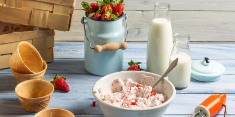 Frozen Yogurt vs. Ice Cream: What's The Difference?, Manhattan, New York