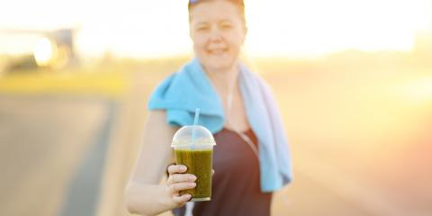 Frozen Yogurt Smoothies: Are They as Healthy as They Say?, Santa Monica, California