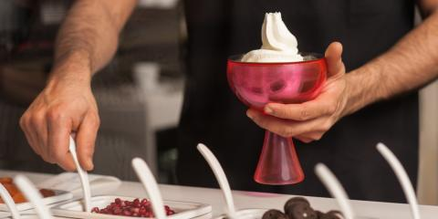 Pinkberry Frozen Yogurt: What's Their Story?, Manhattan, New York