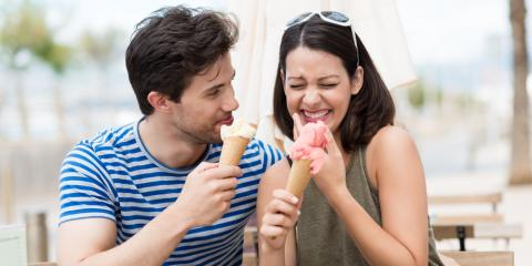 3 Reasons Why Pinkberry Frozen Yogurt Shops Are the Perfect Date Spot, Manhattan, New York