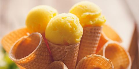 Got Spring Fever? Find the Cure at Your Favorite Frozen Yogurt Shop, Seaside-Monterey, California