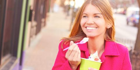 A Toast to Frozen Treats! February 6 Is National Froyo Day, Seaside-Monterey, California