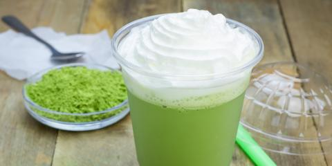 Green Tea 101: Pinkberry Experts Explain, Palo Alto, California