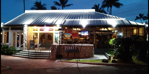 Pinky's will open for breaksfast (Football Season), Koolaupoko, Hawaii