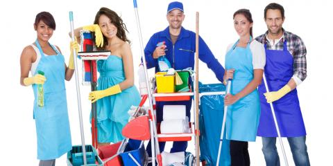 Residential Vs. Commercial Cleaning Services: Top 3 Differences Explained, Dowling Park, Florida