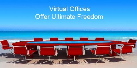 Work From Anywhere While Maintaining Your Professionalism With Virtual Office Spaces From Pioneer Office Suites, North Bethesda, Maryland