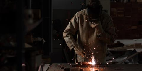 What's the Difference Between Metal Fabrication & Welding, Willow Springs, Missouri