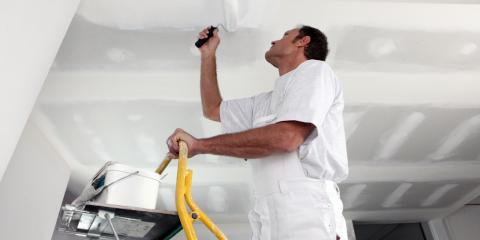 3 Tips for Painting Over Drywall Finishing, Pittsford, New York