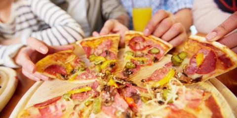 5 Creative Ways to Eat Pizza, Covington, Kentucky