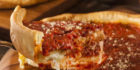 4 Types of Regional Pizza in the UnitedStates, Bronx, New York