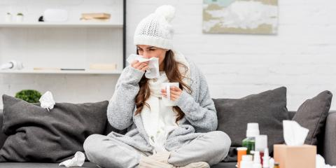 Home Sick? Diet Do's & Don'ts to Feel Better Fast, Bronx, New York