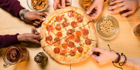 What's the Difference Between Pan & Hand-Tossed Pizza?, Ewa, Hawaii