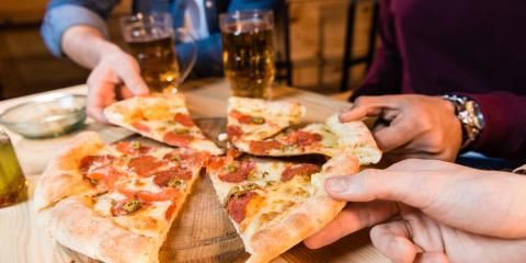 Top 5 Pizza & Drink Pairings, Pelican, Wisconsin