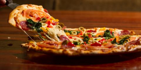 5 Specialty Pizzas to Try at Florence's The Hot Spot, Florence, Kentucky
