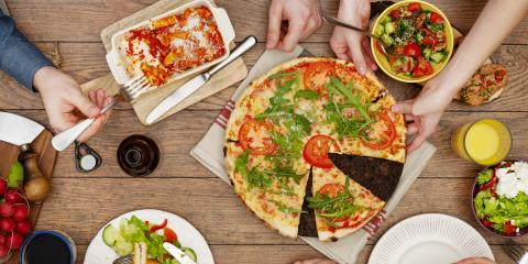 Treat Yourself: 5 Yummy Reasons to Order Pizza Tonight , Branson West, Missouri