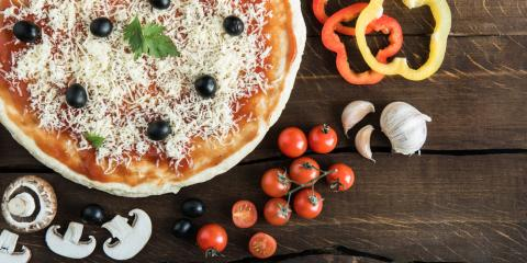 7 Reasons to Order Pizza Tonight!, Southwest San Gabriel Valley, California
