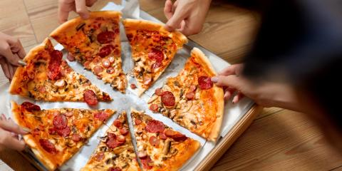 5 Reasons Why Pizza Is The Best Party Food, Jackson, New Jersey