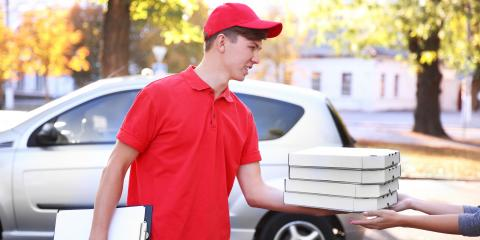 4 Pieces of Etiquette for Ordering Pizzas, Liberty, Ohio