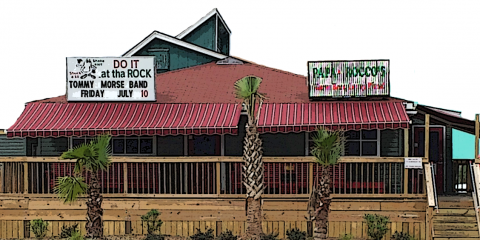 Papa Rocco's, Pizza, Restaurants and Food, Gulf Shores, Alabama