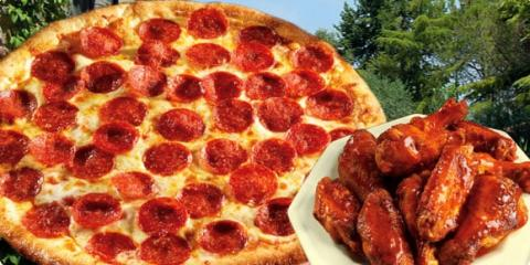 $25 Pizza & Wings Deal - Cedar's Pizzeria - Greensboro, NC , Greensboro, North Carolina