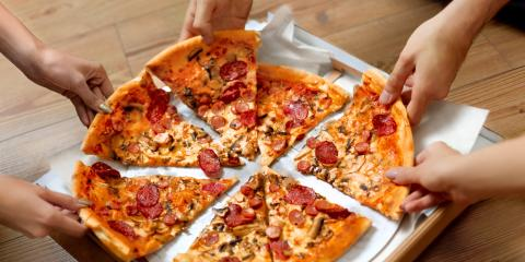 Top 3 Reasons to Order Pizza Delivery at Your Next Birthday Party , Lexington, North Carolina
