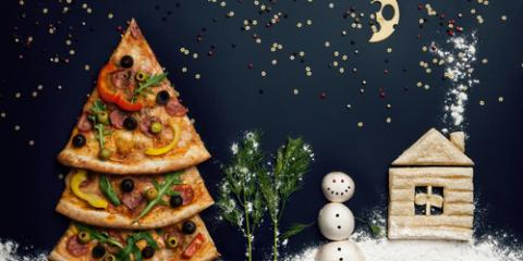 3 Reasons to Take Advantage of Pizza Delivery During the Holidays, Jackson, New Jersey